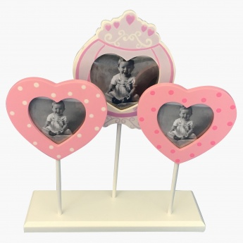 Diana's Lollipop Picture Frame