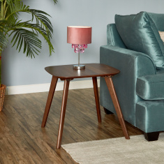 Clover End Table
