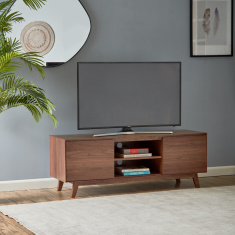 Clover Wooden TV Unit for TVs up to 55 inches