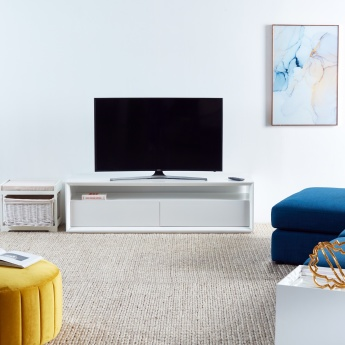 Eterno Rectangular Low TV Unit