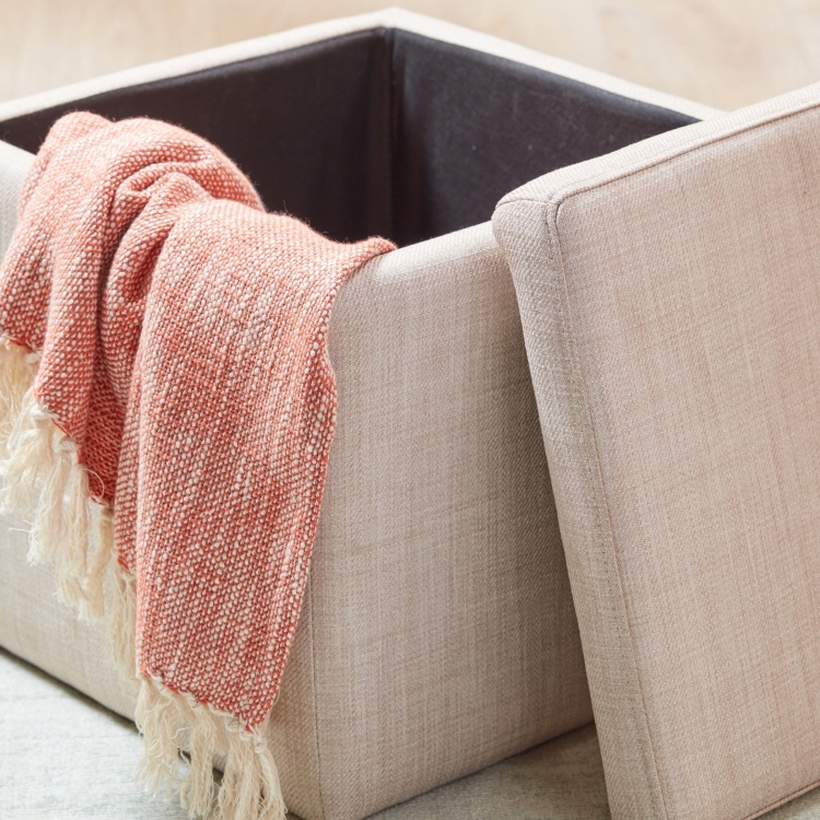 Eterno Pouffe with Storage