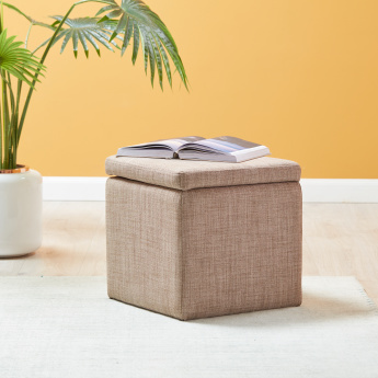 Eterno Pouf with Storage