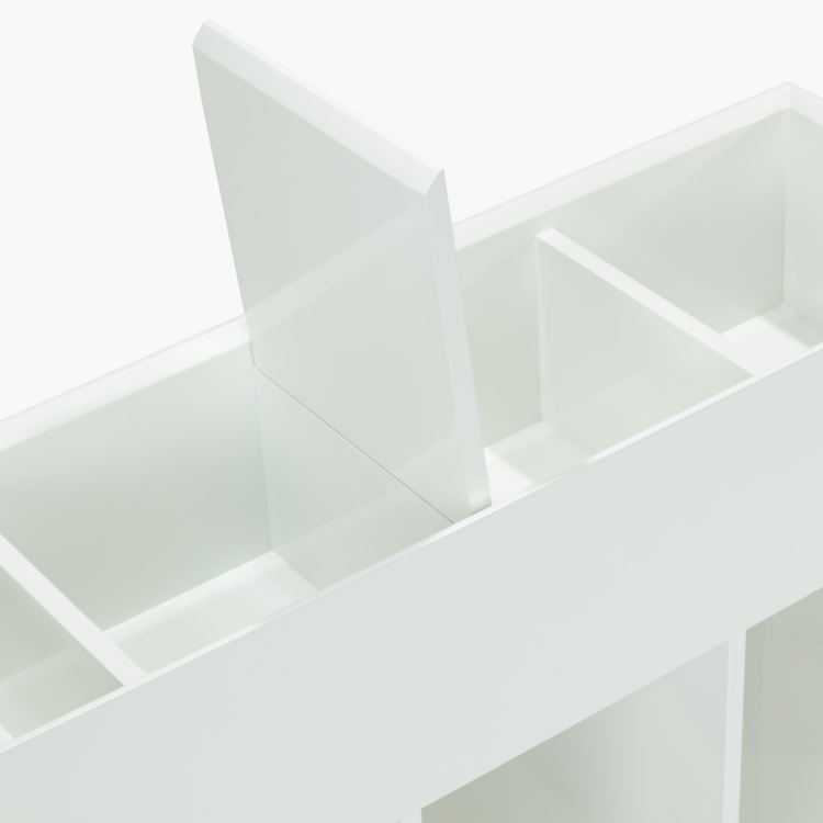 Eterno 3-Shelf End Unit