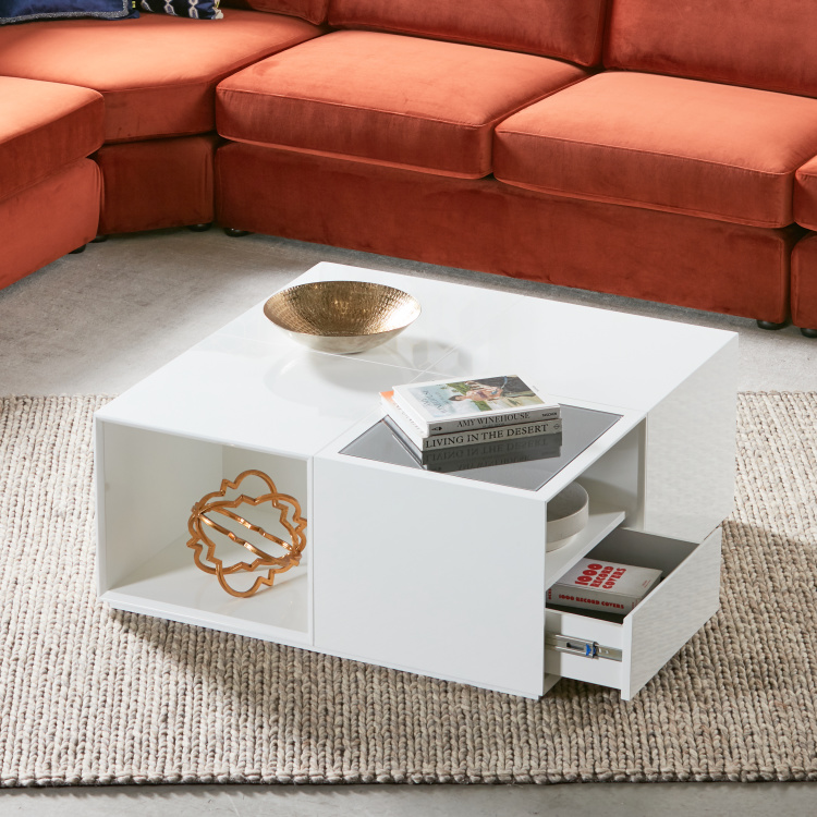 Eterno Coffee Table with Storage