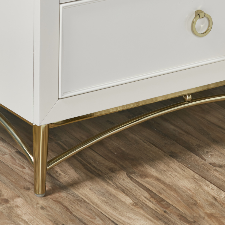Adele 2-Drawer Nightstand