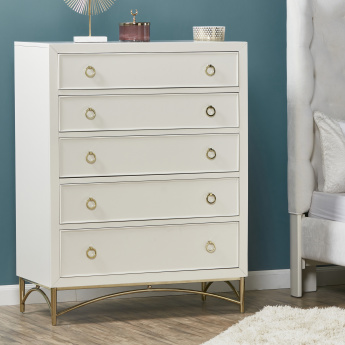 Adele Chest of 5- Drawers