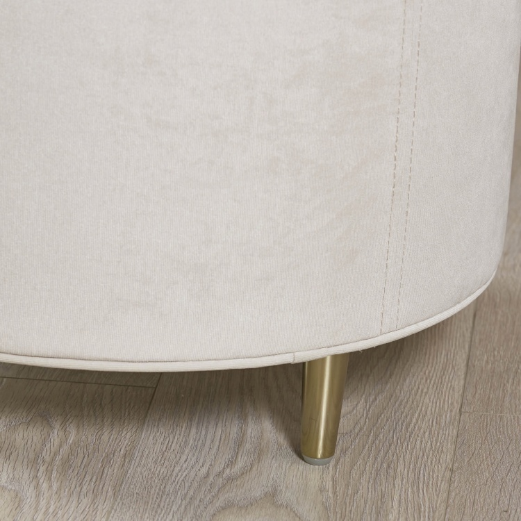 Adele Fabric Stool