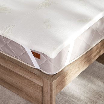 Healthguard Memory Foam Mattress Topper
