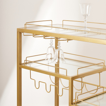 Ernest Serving Trolley
