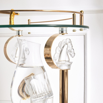 Arete Serving Trolley