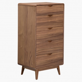 Laurel 5-Drawer Chest of Drawers