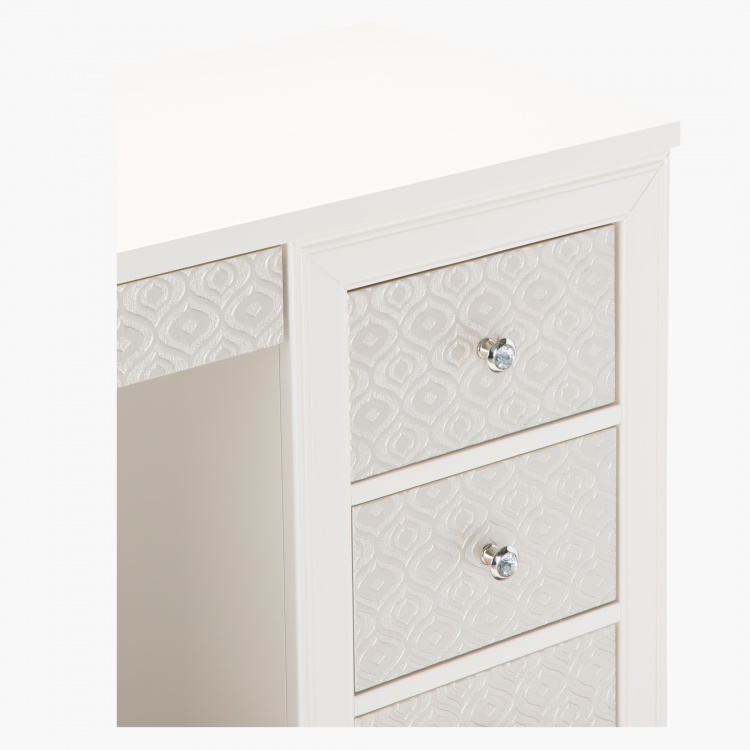 Taj 6-Drawer Dressing Table