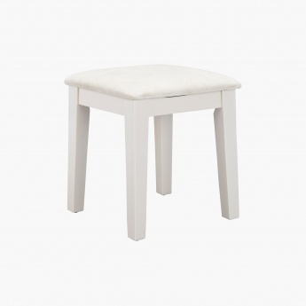 Taj Cushioned Stool