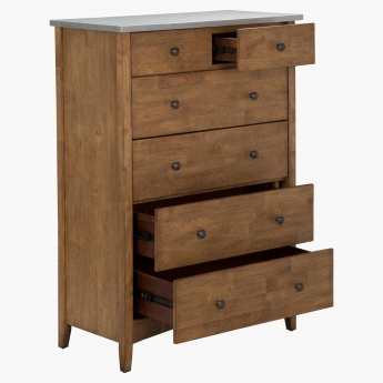 Springfield Chest of 6-Drawers