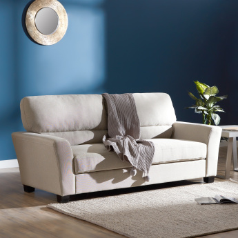 Lexi 3-Seater Sofa with Square Arm