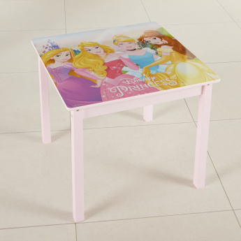 Disney Princess Square Table