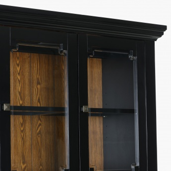 Victor 3-Drawer Buffet with 3-Door Hutch