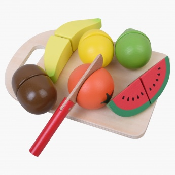 Charlene's Chopping Block Fruit Set
