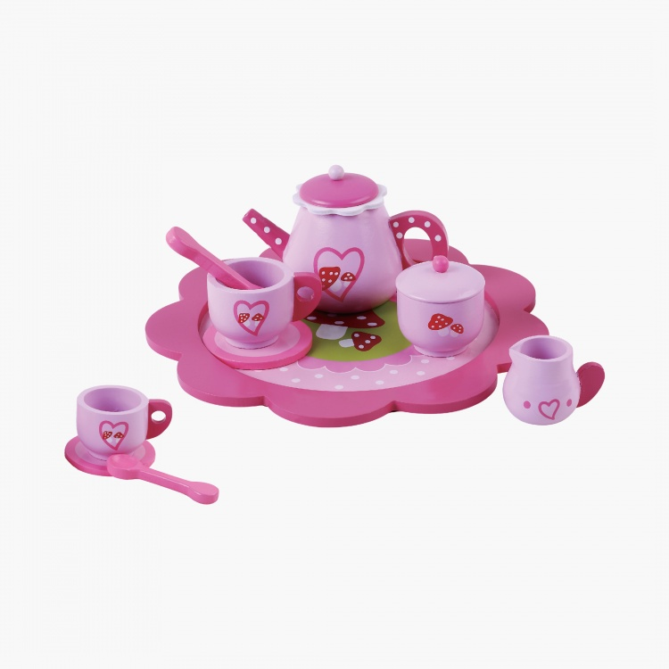 Tippie's Pretty Tea Set