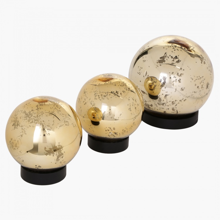 Decorative Orb - Set of 3