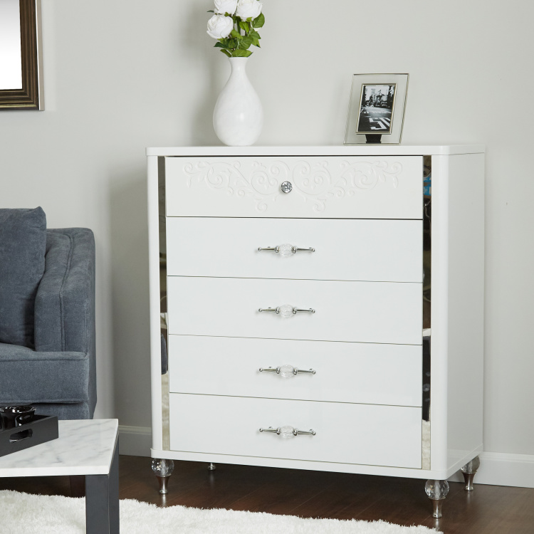 Celestia Chest of 5-Drawers