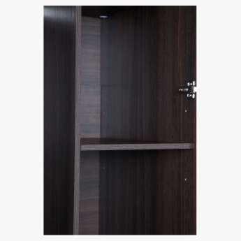 Weston 4-Door Wardrobe with Mirror