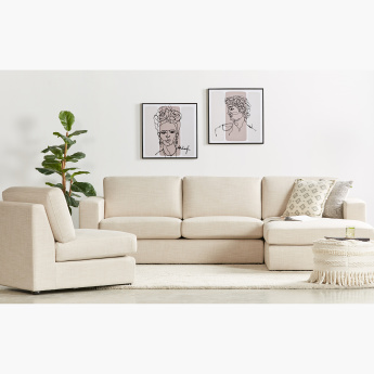 Eterno 2-Seater Sofa with Left Arm