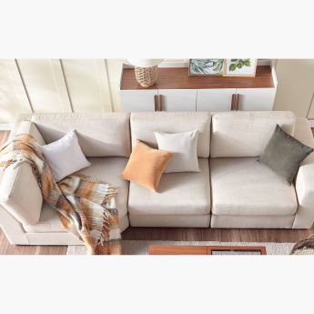 Eterno 1-Seater Armless Wedge