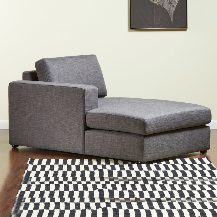 Eterno Fabric Left Chaise