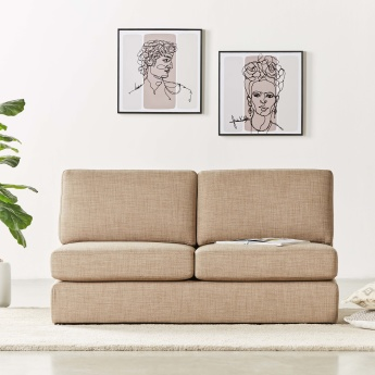 Eterno 2-Seater Armless Sofa