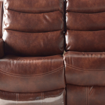 Chaplin Tufted 2-Seater Manual Recliner Sofa