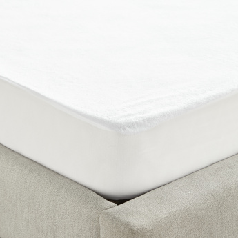 Coral Waterproof Mattress Protector - 120x200 cms