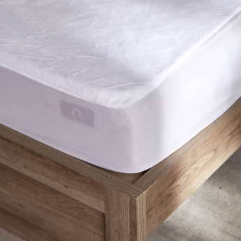Coral Waterproof Mattress Protector - 155x205 cms