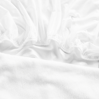 Coral Waterproof Mattress Protector - 180x210x33 cms