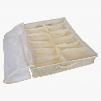Romana 12-Grid Shoe Storage Bag