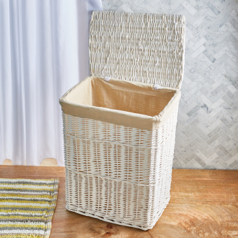 Willow Laundry Hamper with Lid