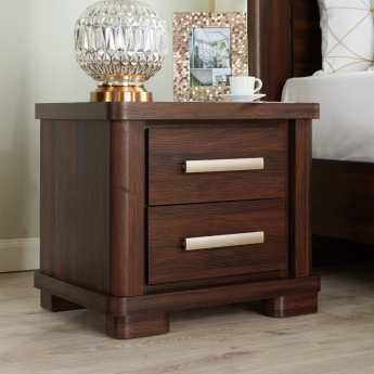 Optec 2-Drawer Nightstand