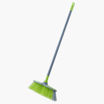 Soft Broom with Telex Handle
