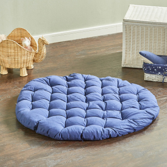 Matthew's Round Floor Cushion - 120 cms