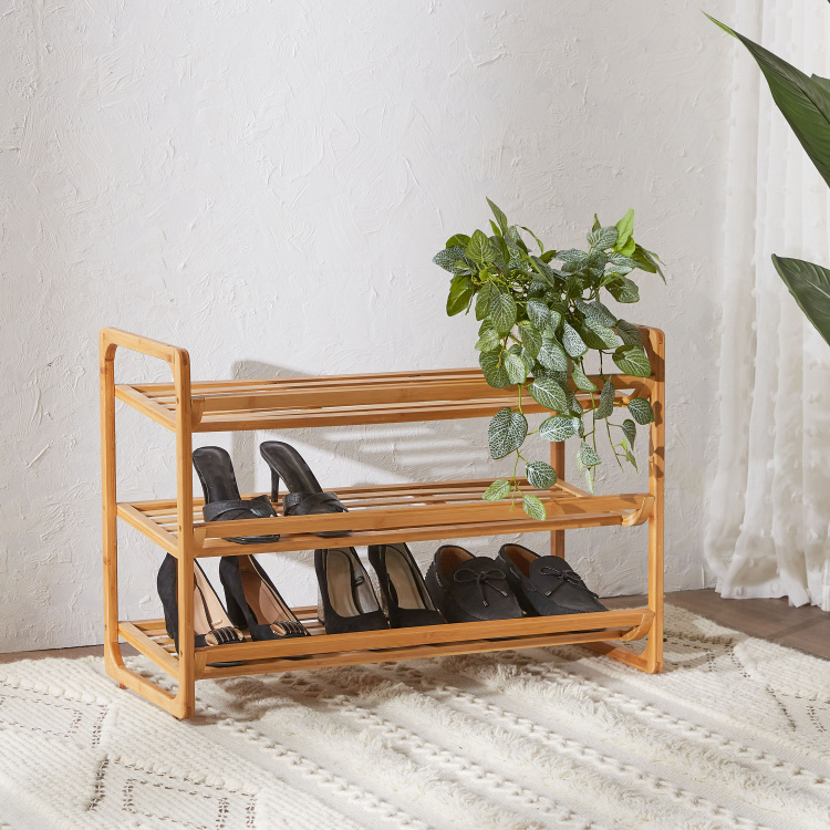 Daniel 3-Tier Shoe Rack