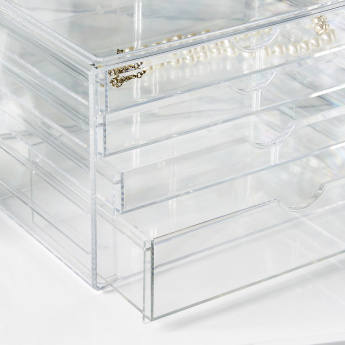 Zaya Cosmetic 4-Drawer Organiser