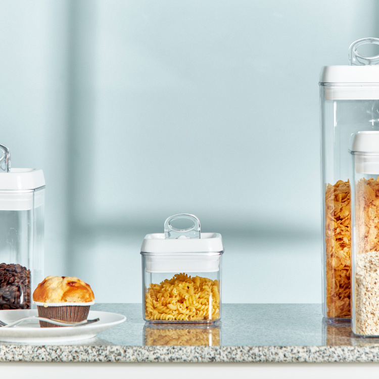 Cubi Fresh Square Canister
