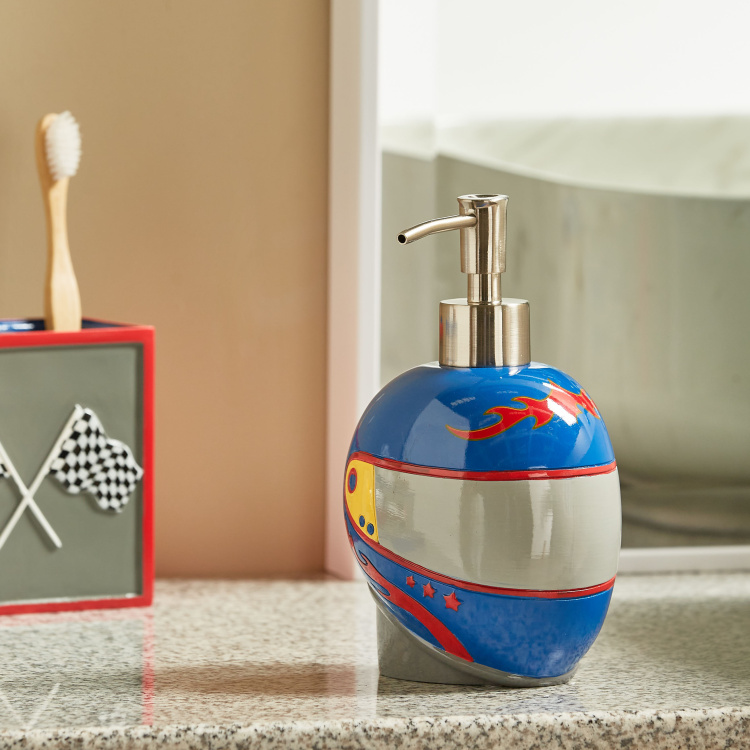 Champion Racer Soap Dispenser