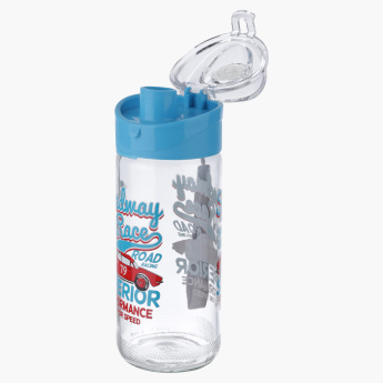Mikey's Printed Water Bottle - Set of 2