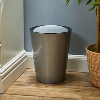 Waste Bin with Flap - 8.5 L