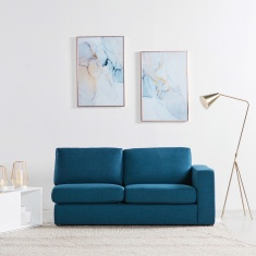 Eterno 2-Seater Sofa with Right Arm
