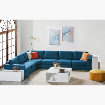 Eterno 2-Seater Sofa with Left Armrest