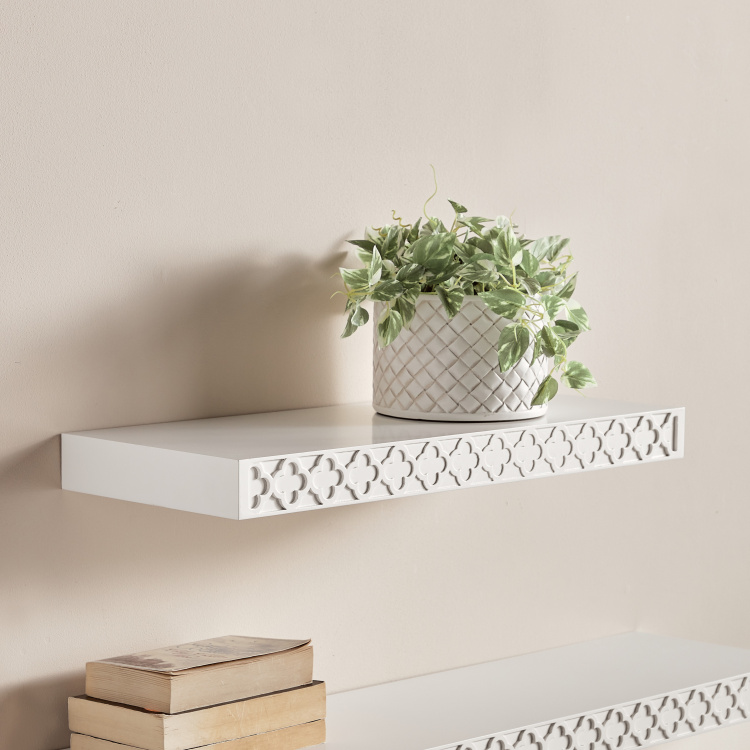 Elizabeth Floating Shelf