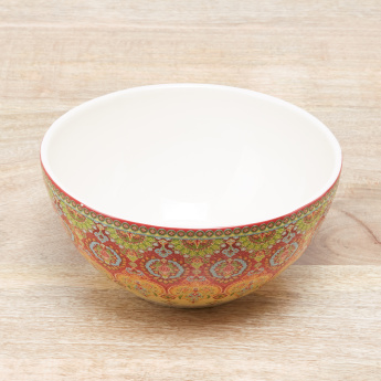 Ottomon Printed Vegetable Bowl