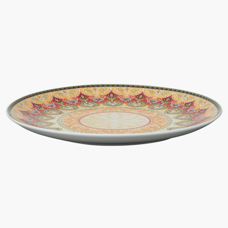 Ottoman Printed Dinner Plate
